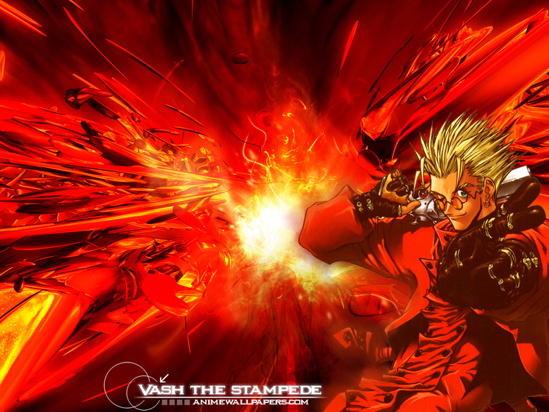 Trigun Anime Wallpaper # 34