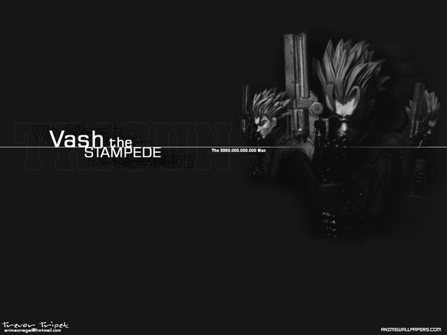 Trigun Anime Wallpaper #35