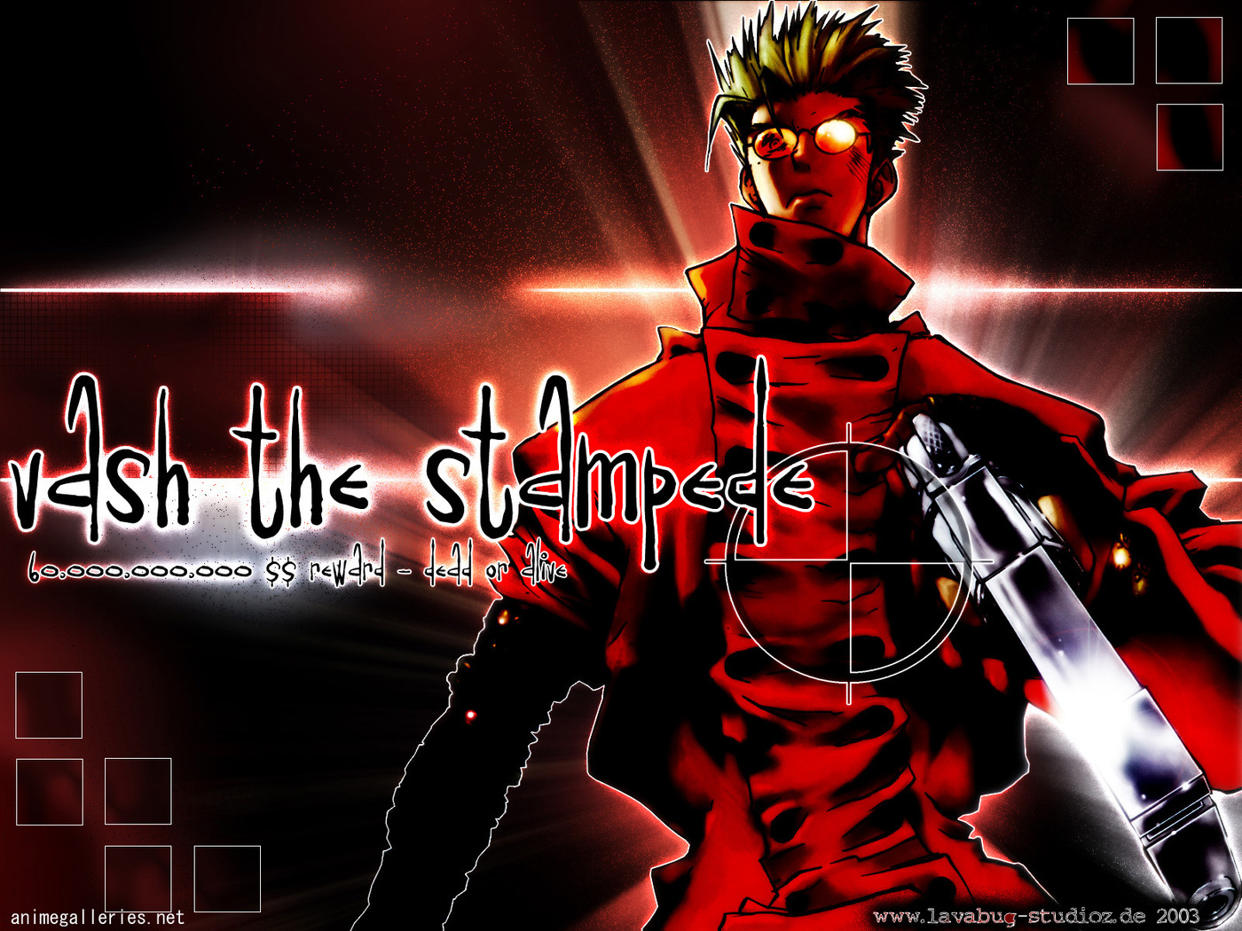 Trigun Anime Wallpaper # 39