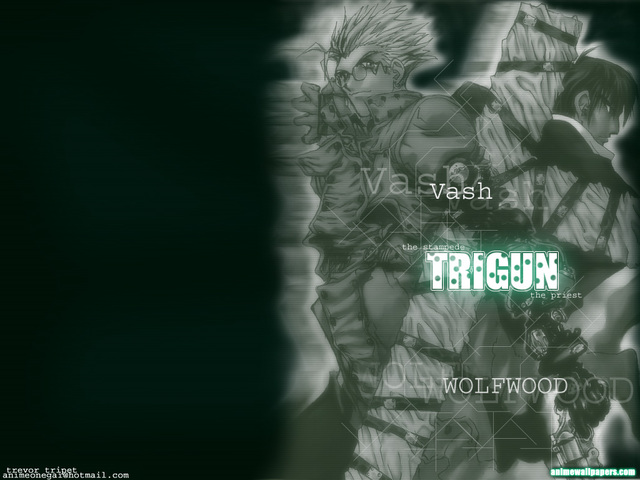 Trigun Anime Wallpaper #4