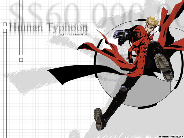 Trigun Anime Wallpaper #7
