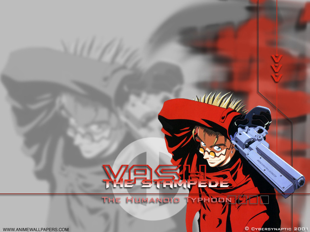 Trigun Anime Wallpaper #9