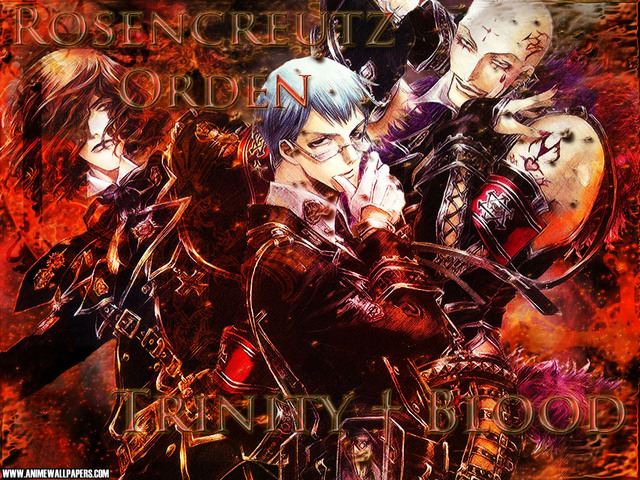 Trinity Blood Anime Wallpaper #4