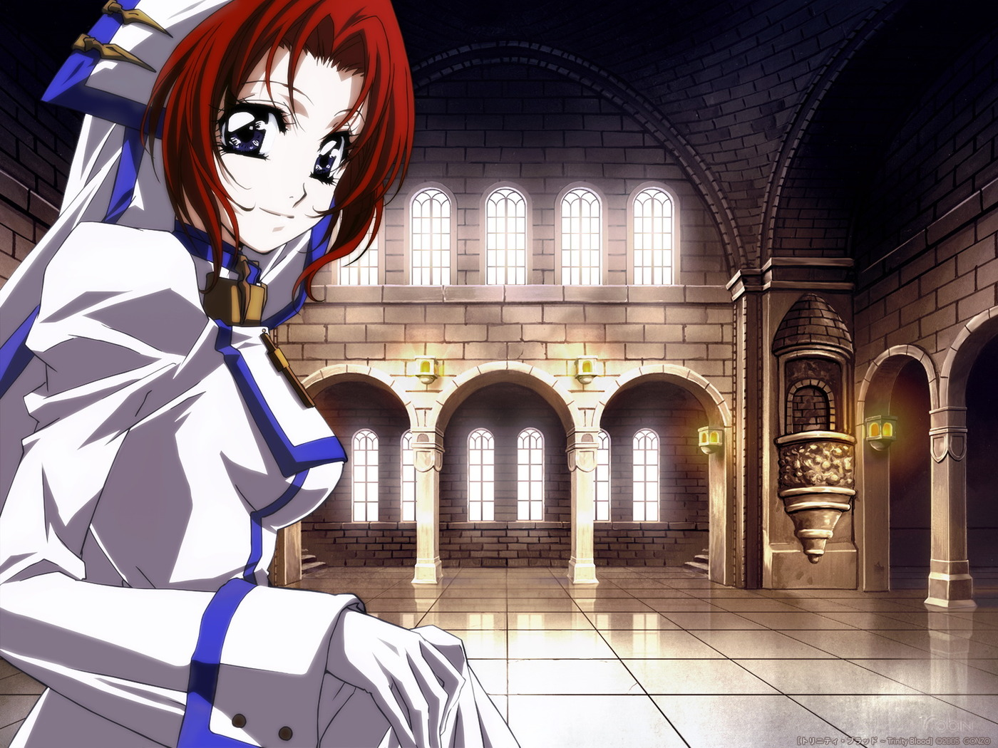 Trinity Blood Anime Wallpaper # 6