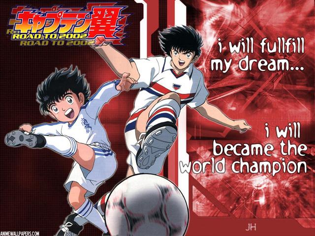 Captain Tsubasa Anime Wallpaper #1