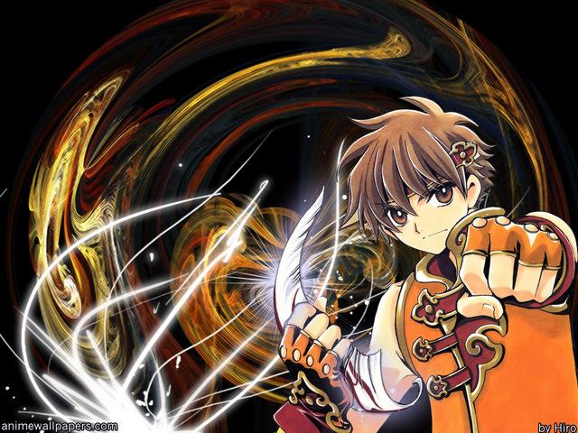 Tsubasa Chronicles Anime Wallpaper #11