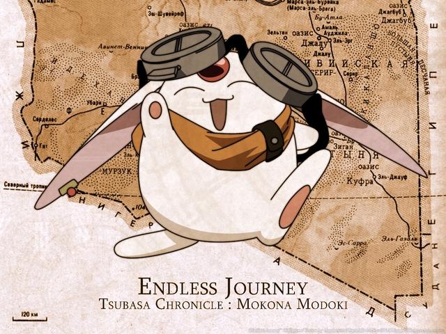 Tsubasa Chronicles Anime Wallpaper #23