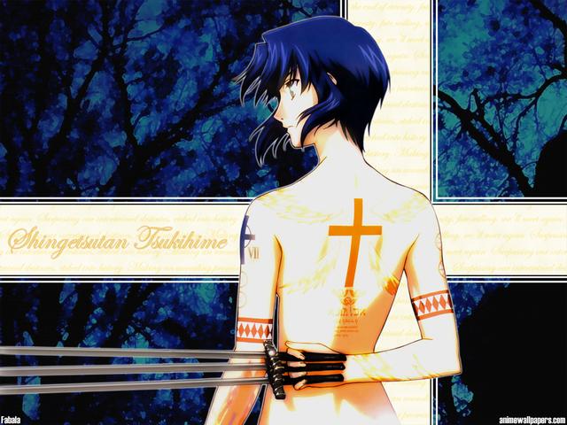 Tsukihime - Lunar Legend Anime Wallpaper #3