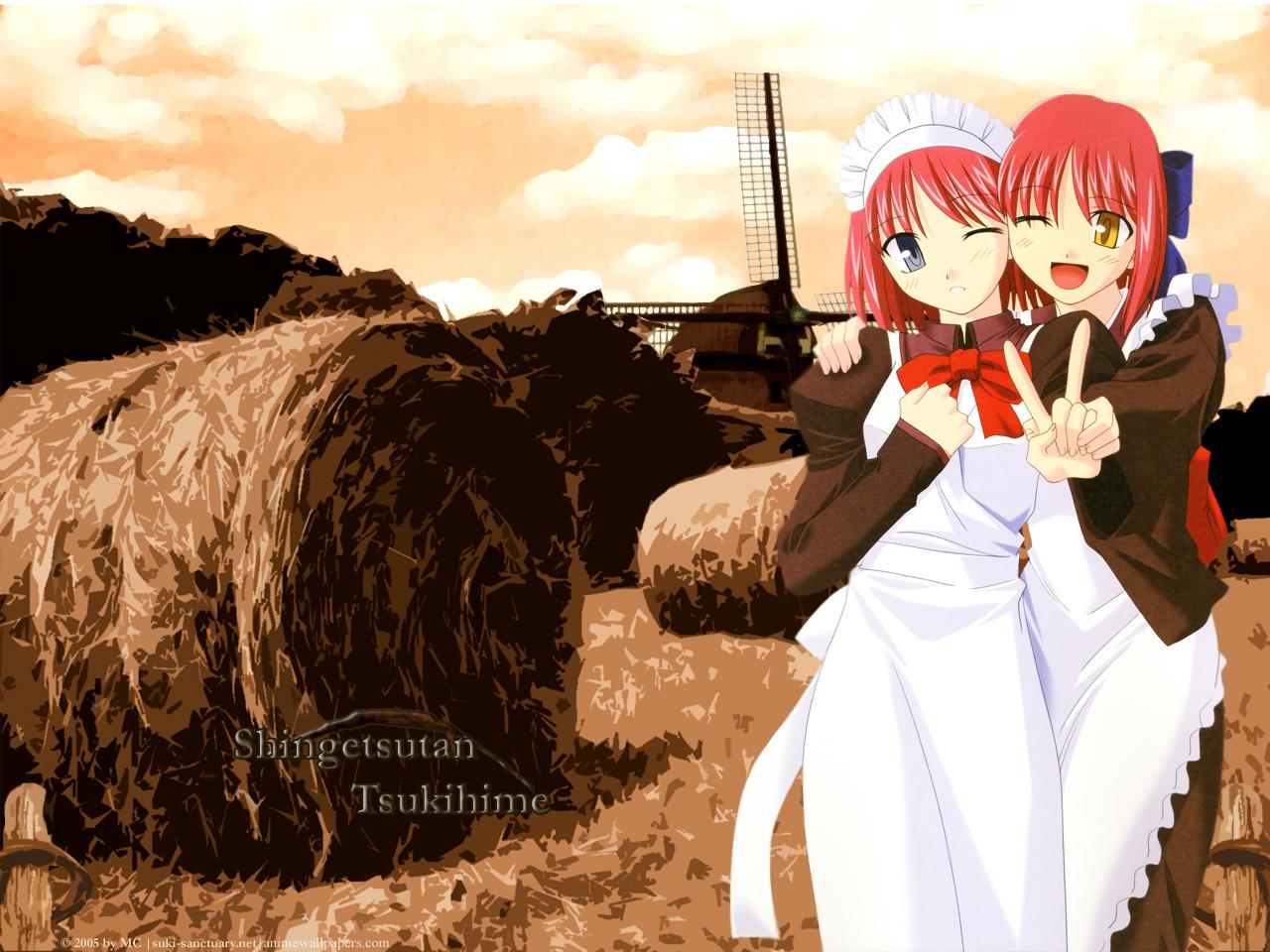 Tsukihime - Lunar Legend Anime Wallpaper # 5