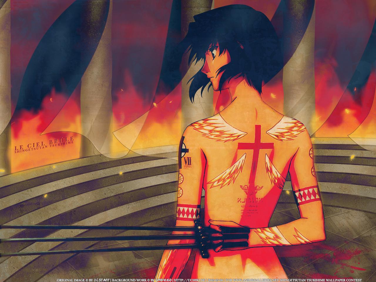 Tsukihime - Lunar Legend Anime Wallpaper # 7