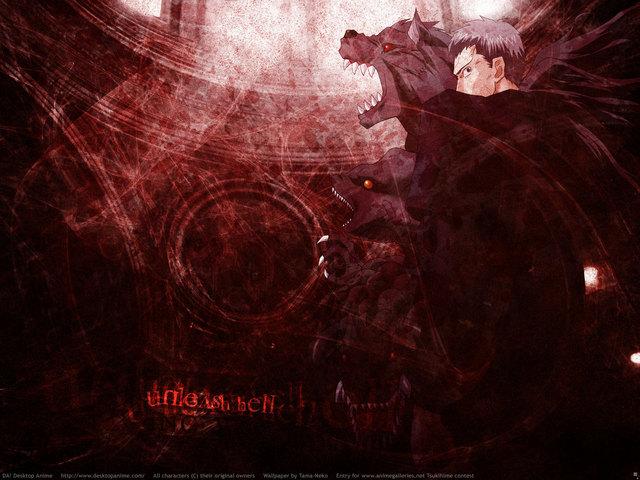 Tsukihime - Lunar Legend Anime Wallpaper #8
