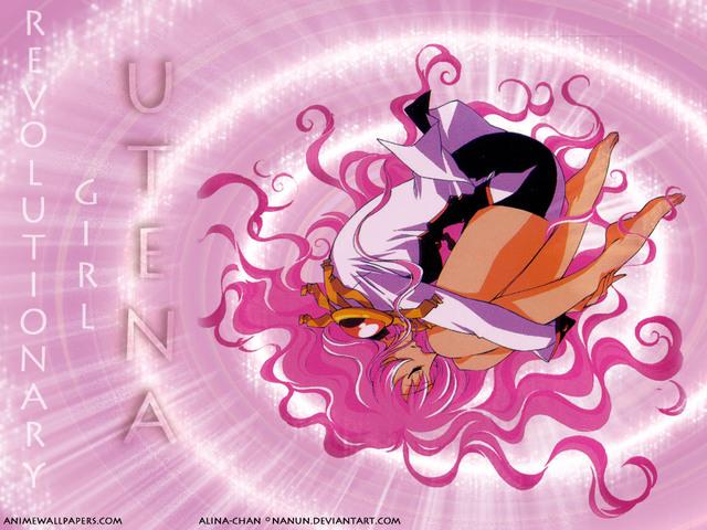 Revolutionary Girl Utena Anime Wallpaper #12