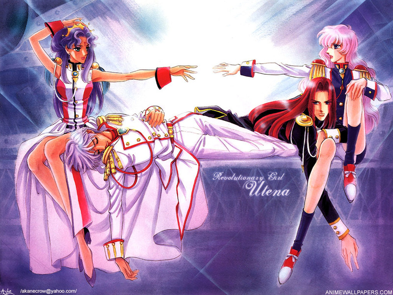 Revolutionary Girl Utena Anime Wallpaper # 13
