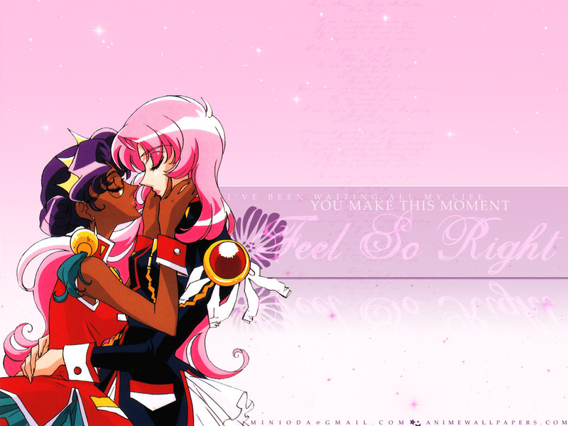 Revolutionary Girl Utena Anime Wallpaper # 15