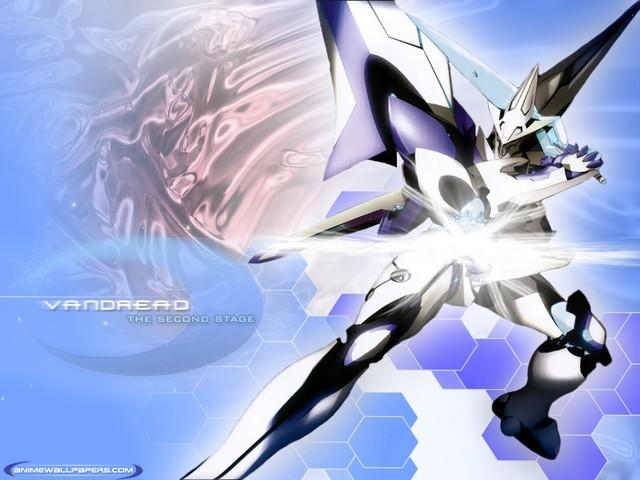 Vandread Anime Wallpaper #2