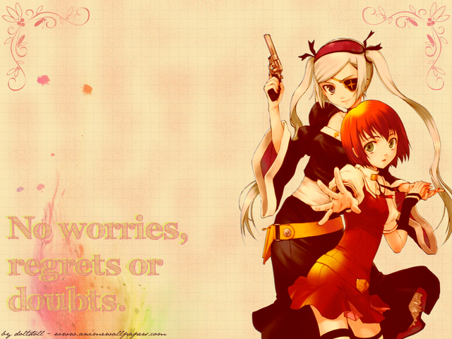 Venus Versus Virus Anime Wallpaper #2