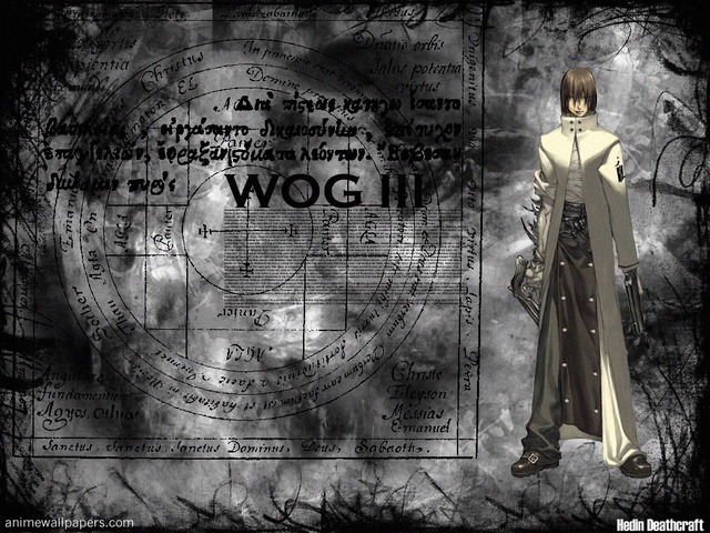 War of Genesis III Anime Wallpaper #11