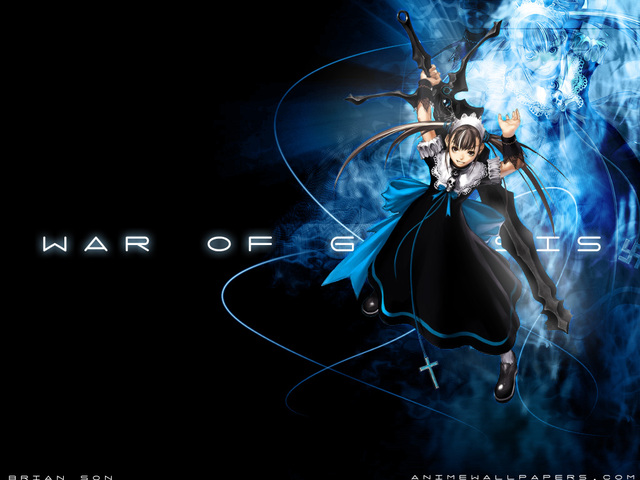 War of Genesis III Anime Wallpaper #13