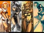 War of Genesis III Anime Wallpaper # 15