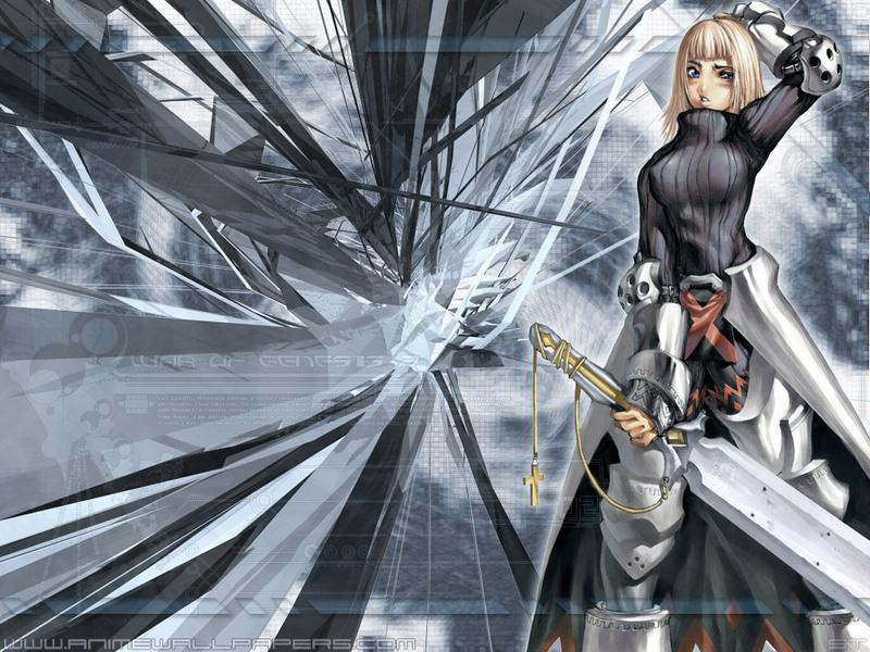 War of Genesis III Anime Wallpaper # 16