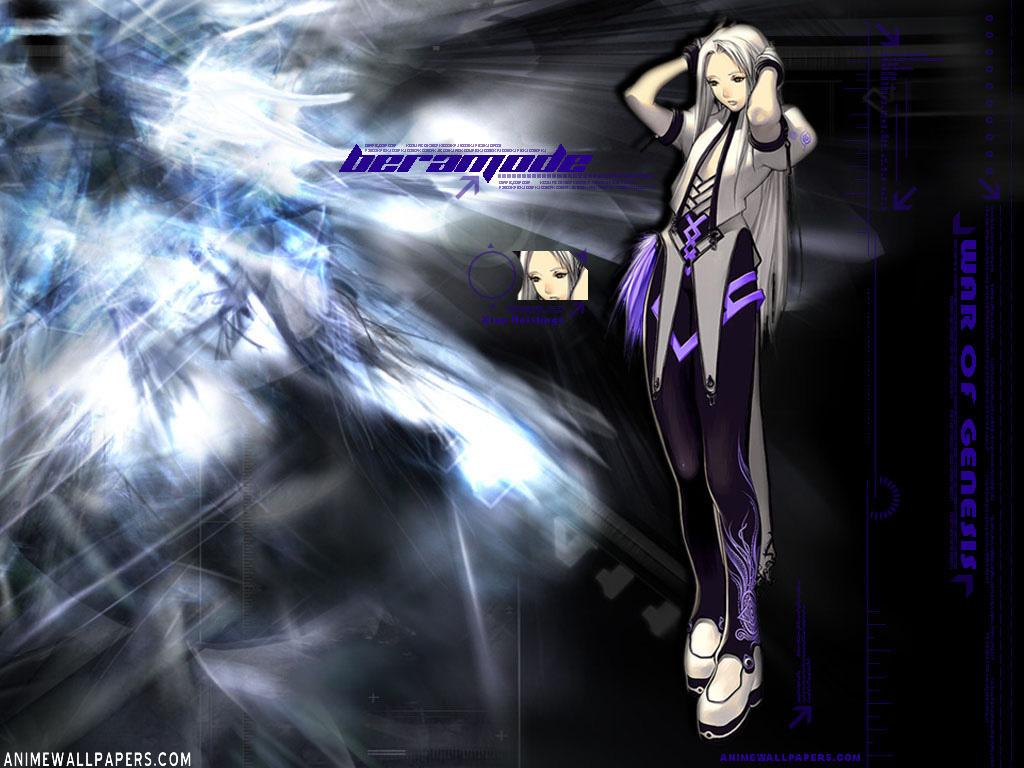 War of Genesis III Anime Wallpaper # 30