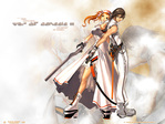 War of Genesis III Anime Wallpaper # 38