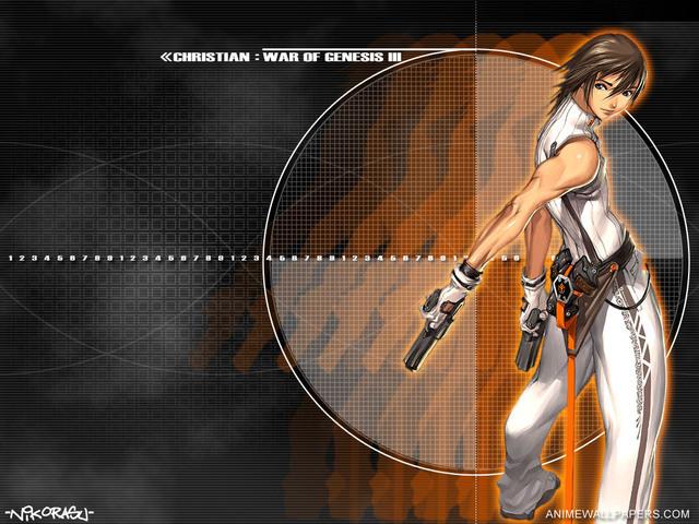 War of Genesis III Anime Wallpaper #48