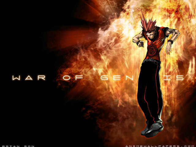 War of Genesis III Anime Wallpaper #57
