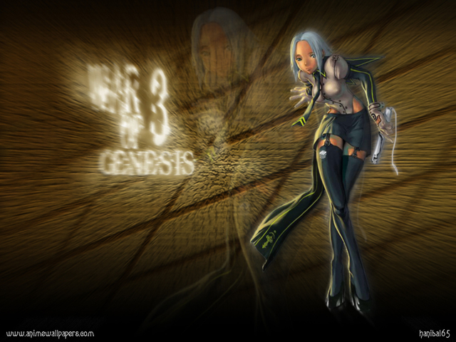 War of Genesis III Anime Wallpaper #60