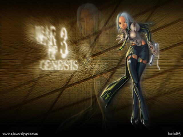 War of Genesis III Anime Wallpaper #60