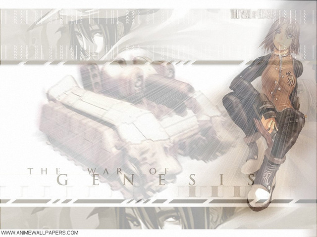 War of Genesis III Anime Wallpaper #8