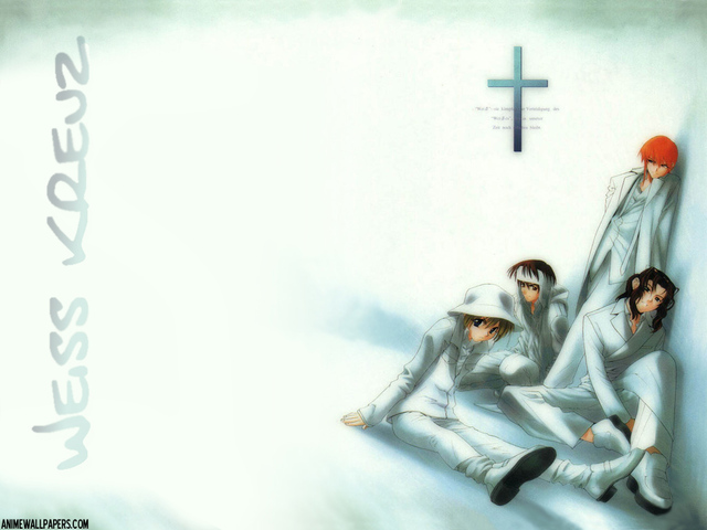 Weiss Kreuz Anime Wallpaper #2
