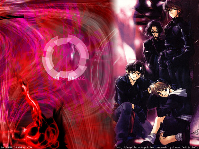 Weiss Kreuz Anime Wallpaper #7