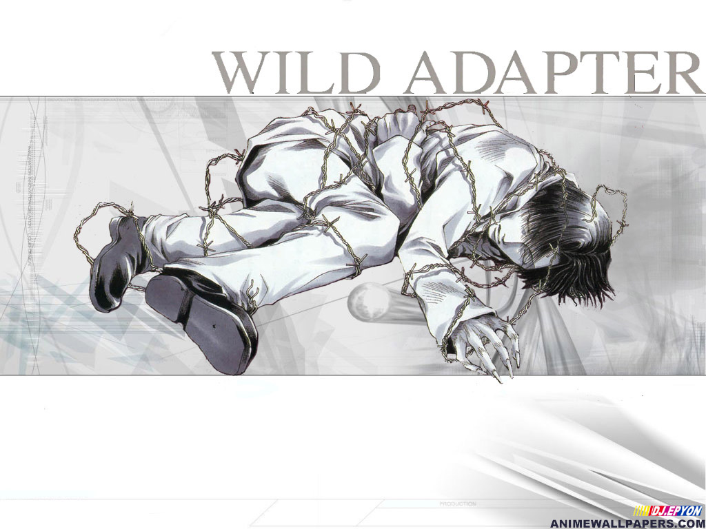 Wild Adapter Anime Wallpaper # 1