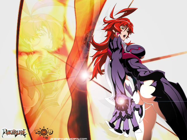 Witch Blade Anime Wallpaper #1