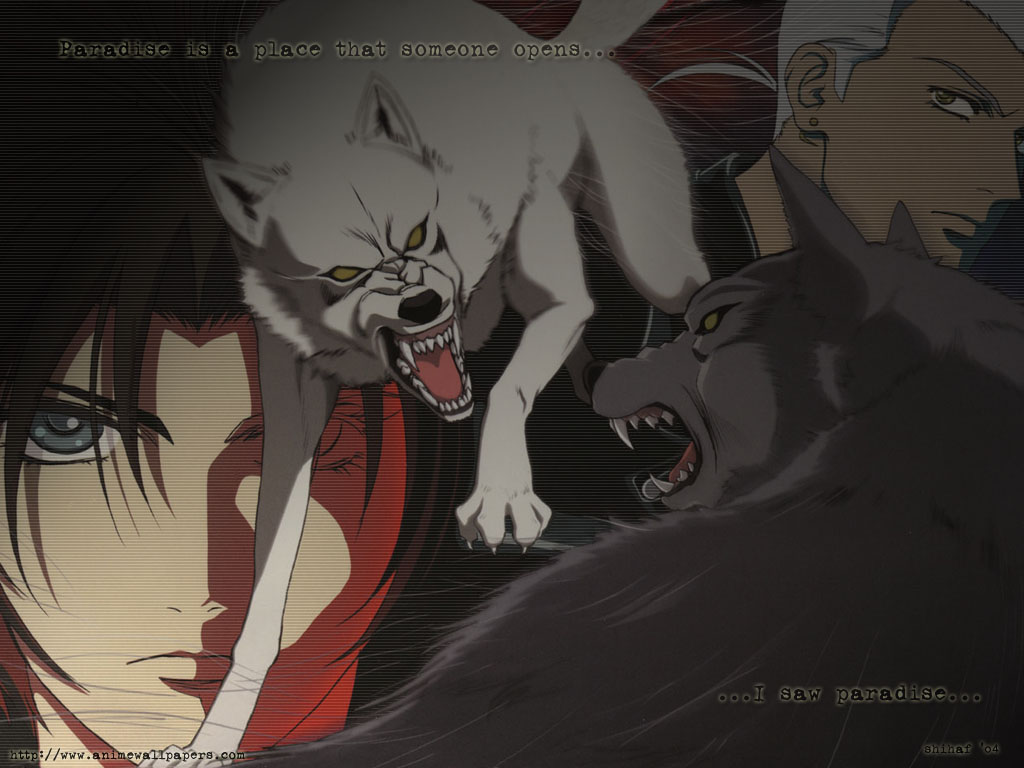 Wolf's Rain Anime Wallpaper # 1