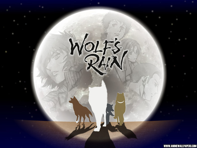 Wolf's Rain Anime Wallpaper #5