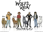 Wolf's Rain anime wallpaper at animewallpapers.com