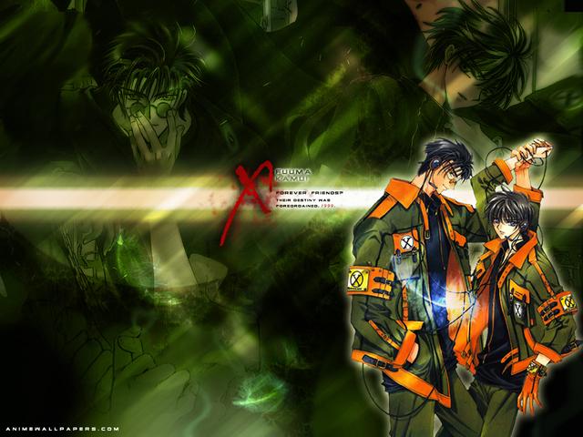 X Anime Wallpaper #1