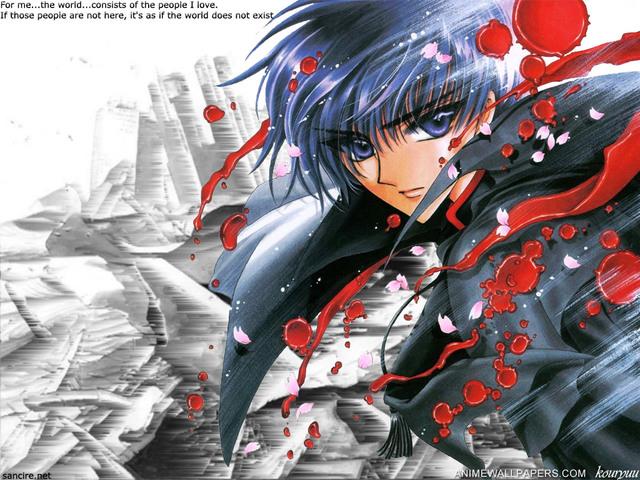 X Anime Wallpaper 2