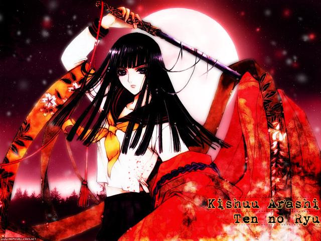 X Anime Wallpaper 38