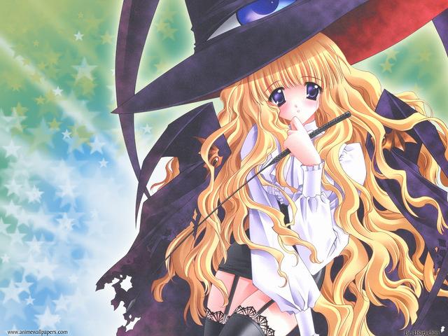 Yami to Boushi Anime Wallpaper #1