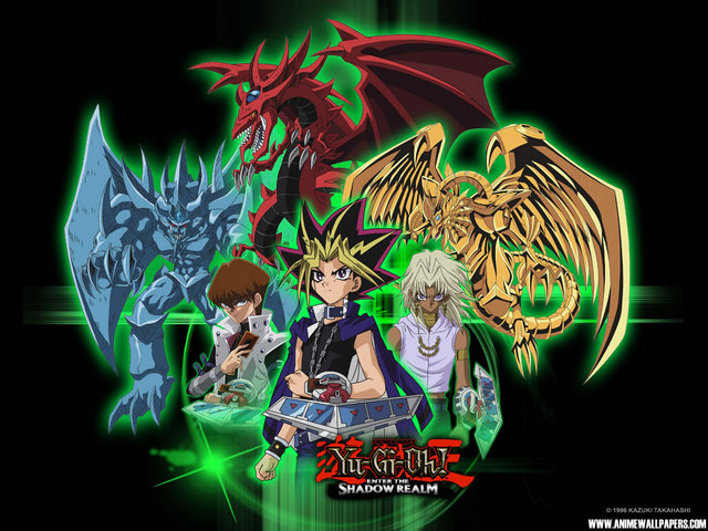 Yu-Gi-Oh Anime Wallpaper #4