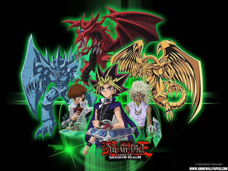Yu-Gi-Oh Anime Wallpaper # 4