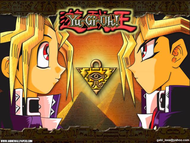 Yu-Gi-Oh Anime Wallpaper #5