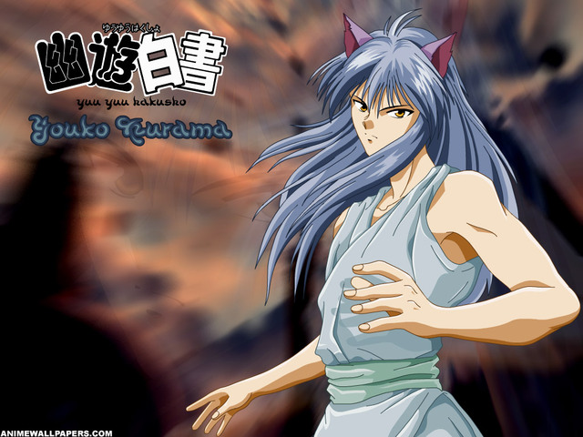 Yuu Yuu Hakusho Anime Wallpaper #4