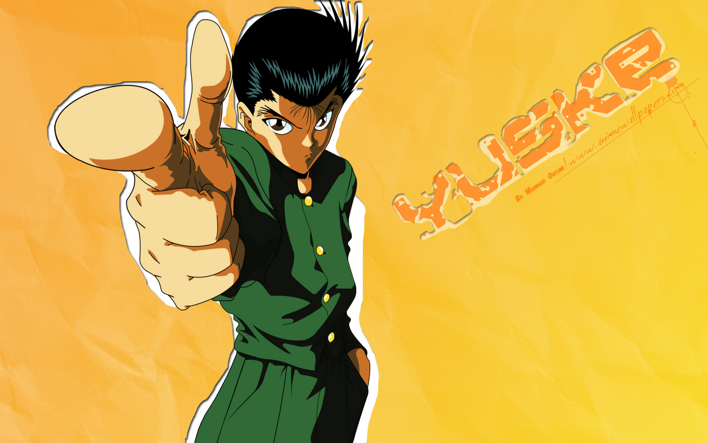 Yuu Yuu Hakusho Anime Wallpaper # 5