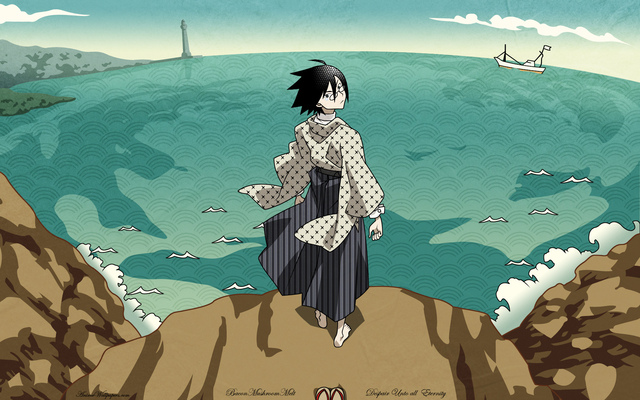 Sayonara Zetsubou Sensei Anime Wallpaper #2