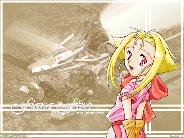 Zoids Anime Wallpaper #2