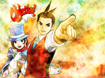 Apollo Justice : Ace Attorney Game Wallpaper # 1